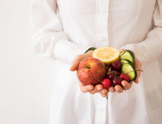 frutta ai pasti