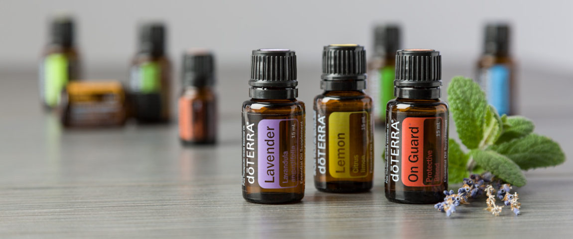 olio essenziale doterra