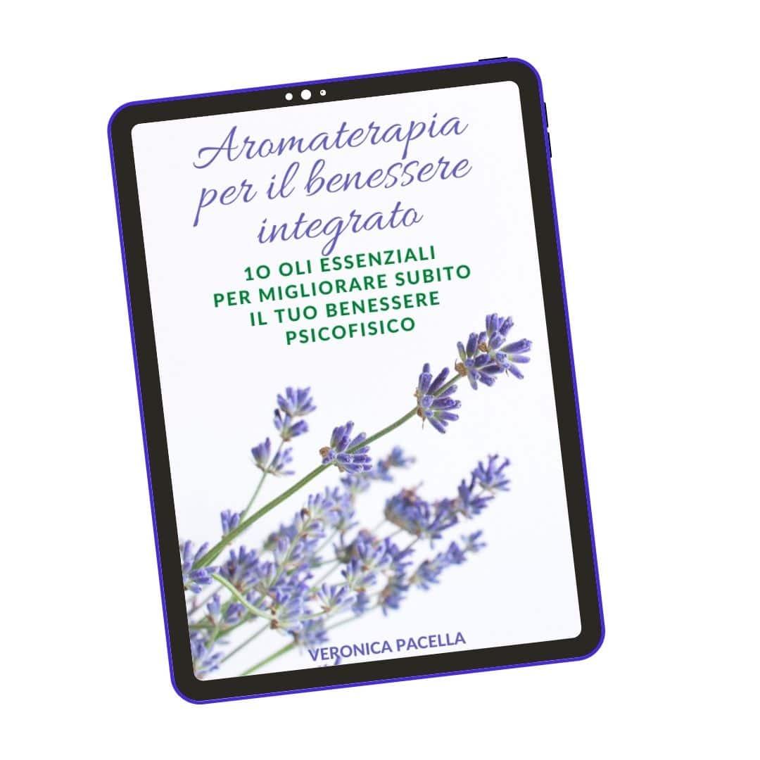 Aromaterapia per il benessere integrato